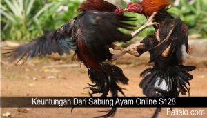Keuntungan Dari Sabung Ayam Online S128