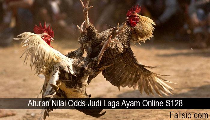 Aturan Nilai Odds Judi Laga Ayam Online S128
