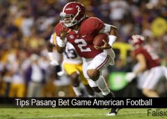 Tips Pasang Bet Game American Football